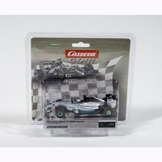 Carrera 64039 Go Mercedes-Benz F1 L.HAMILTON, NO.44
