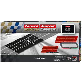 Carrera 30371 Digital124 - Digital132 Check Lane NEU!