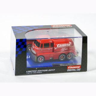 Carrera 30822 Digital132 Tanker Slot Spirit Limited Edition 2017