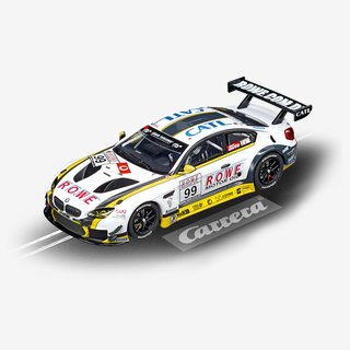 Carrera 27594 Evolution BMW M6 GT3 ?ROWE RACING, No.99?