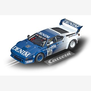 Carrera 27627 Evolution BMW M1 Procar Denim, No.81, 1980