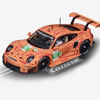 Carrera 30964 Digital132 Porsche 911 RSR Pink Pig Design,...